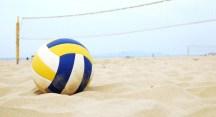 Nilüfer'i plaj voleybolu heyecanı sardı