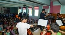 Nilüfer'de barışın sesi müzikle duyurulacak