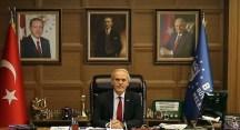Balkanlar'dan da sorumlu başkan
