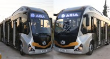 Yerli üretimde bir ilk daha: Metrobüs