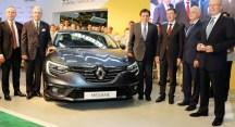 Bursa'dan dünyaya yeni nesil Renault-Megan