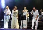 Nilüfer'de barış şarkıları konseri