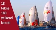 Olympos Regatta'nın kazananı Eker Yayık Ayran  oldu