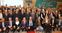 Yerel yönetimlerden birlik ve beraberlik mesajı