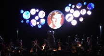 'Sanat Güneşi' masal tadında konserle anıldı