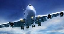 Türkiye'den 17 saniyede bir uçak geçti