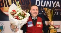 Belçikalı Caudron dünya kupasının yeni sahibi