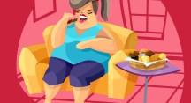 Obez olma ihtimali üç kat arttı