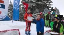 'Beyaz Cennet' kış sporlarının merkezi