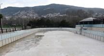 Kültürpark'ta buz patenine hazır olun