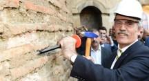 2000 yıllık İstanbul Kapı'da restorasyon başladı