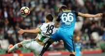 Atiker Konyaspor 2-0 Bursaspor