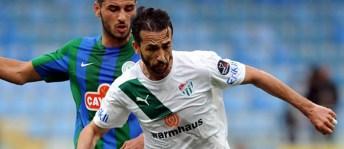 Çaykur Rizespor 6 – 0 Bursaspor
