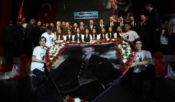 10 Kasım 2017…saat 09.05… Bursa'da hayat durdu…