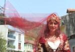 Bursa'da köy düğünü