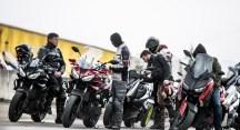 'Yamaha yolda' projesi Bursa'da