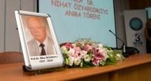 'Nihat Hoca' Uludağ Üniversitesinde anıldı