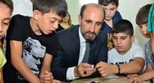 Bursa'da 'akıl oyunları' eğitimi