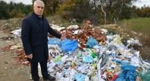 Bozbey'den çevreyi kirletenlere sert tepki