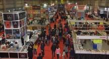 Bursa 17. Kitap Fuarı açıldı