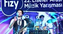 Bursa'dan 10 lise İstanbul'da sahneye çıktı