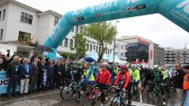 Tur 2019'un Bursa- Kartepe  etabı start aldı