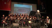 Nilüfer'de Türk Halk Müziği ziyafeti