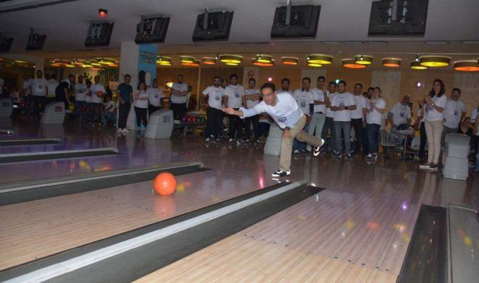 En enerjik bowlıng turnuvası Limak Enerji'den