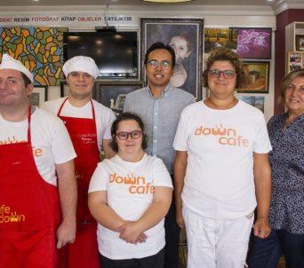 Down Cafe Şişli'ye Glovo desteği