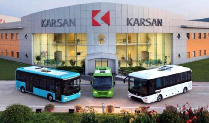 Karsan ile Barsan Almanya'da yedek parça deposu için güçlerini birleştirdi