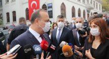 Vali Canbolat: Atatürk'ün yolunda yürümeye devam edeceğiz