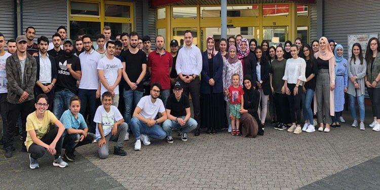"""Gençlerle """"İslam'da Evlilik ve Aile"""" konulu seminer"""