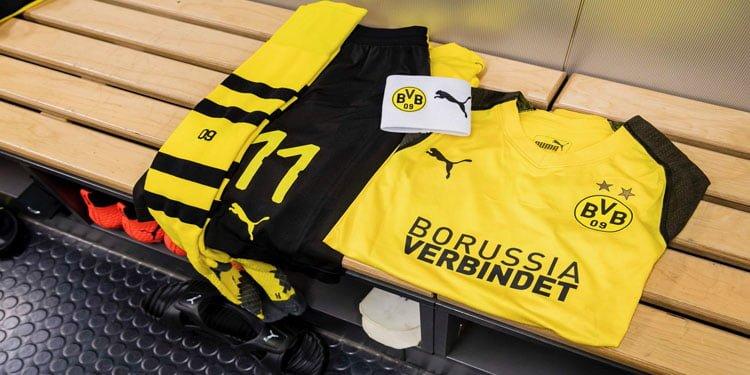 'Borussia birleştiriyor'