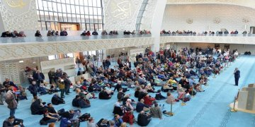 Açık Camiler Günü'ne Almanlar yoğun ilgi gösterdi