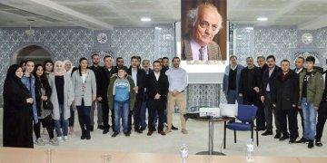 """DİTİB'de """"İslam Bilim Tarihçisi Prof. Dr. Fuat Sezgin"""" anlatıldı"""