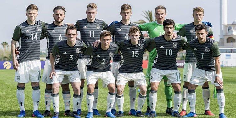 Türk asıllı 2 futbolcu Almanya Genç Milli Takımı'nda