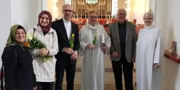 IGMG cemiyetleri kiliseleri ziyaret etti