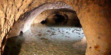 Kapadokya'da 5 bin yıllık yer altı şehri heyecanı