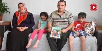 Yüz binde bir görülen hastalık 3 çocuğunda yakalandı (VİDEOLU)