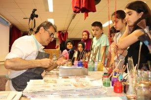 Ulm'de geleneksel Türk el sanatları tanıtıldı