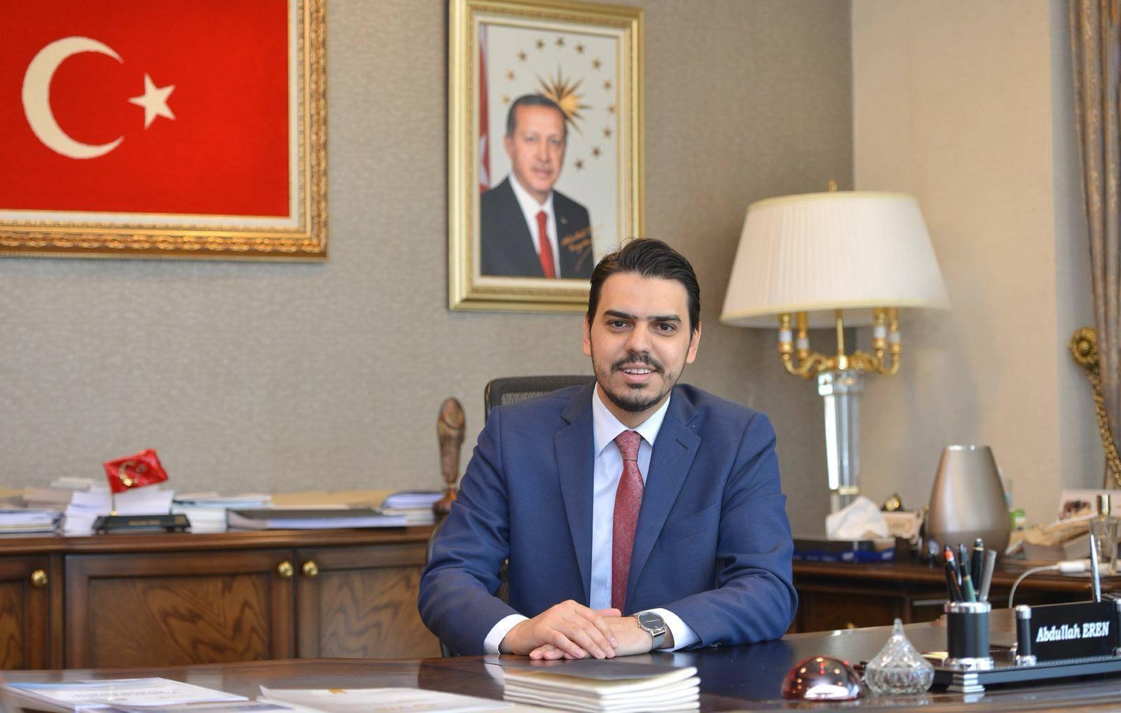 YTB Başkanı Eren: Sınırda uzun bekleyişler son bulacak