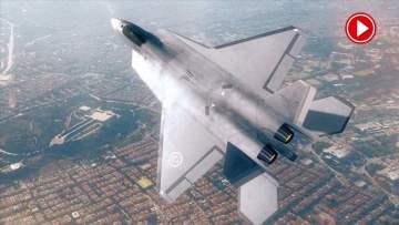 Rusya milli muharip uçağı TF-X'in üretimine destek olmak istiyor (VİDEOLU)