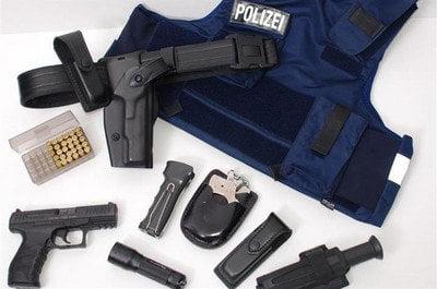 11 Polis silahı kayıp