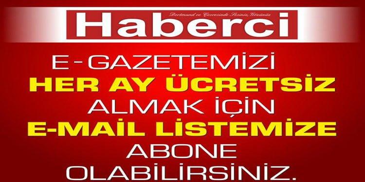 E-Gazete Abonelik