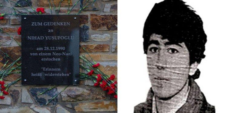 Irkçılar Nihad'ı tam 29 yıl önce katletmişti
