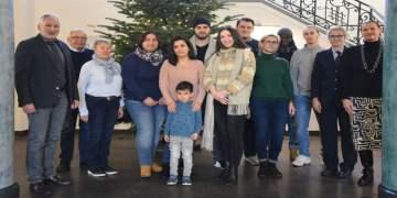 Polis iki Türk'ü ödüllendirdi