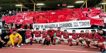 Türkspor galibiyetle başladı 2-0