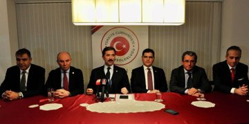 """Sırakaya :""""Türkiye ile aidiyet bağlarının devam etmesini sağlamalıyız"""""""