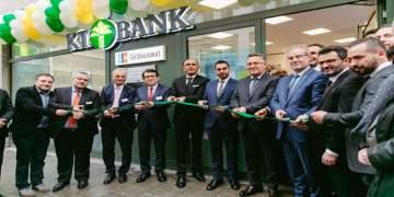 KT Bank şimdi de Münih'te
