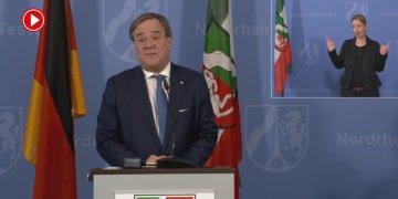 NRW Başbakanı Armin Laschet koronavirüs açıklaması